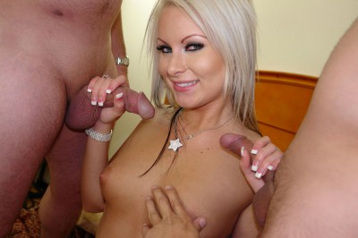 Barbie Addison Hand Job
